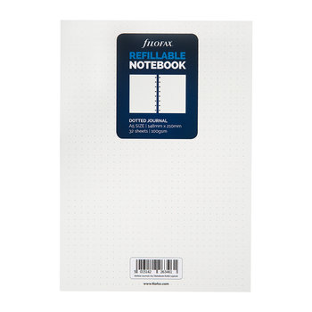 A5 Notebook Refill Paper - Dotted