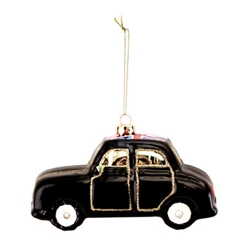 London Taxi Tree Decoration