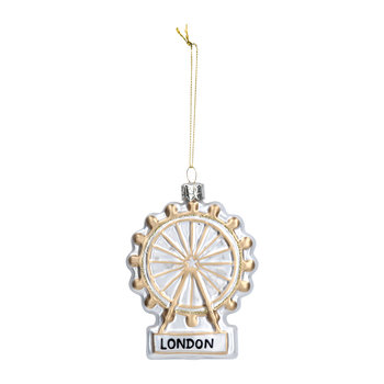 London Eye - Baumschmuck