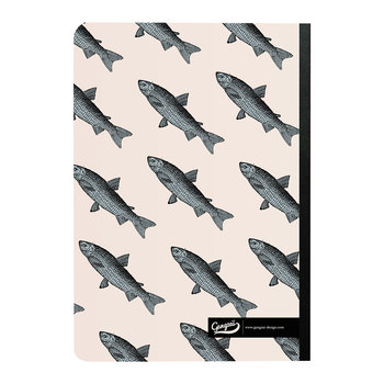 A5 Arti Notebook - Aristo Fish