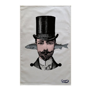Arti Tea Towels - Aristo Fish
