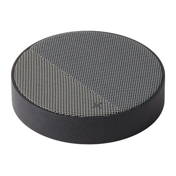 Oslo Energy Bluetooth Speaker & Charging Station - Dark Grey/Light Grey