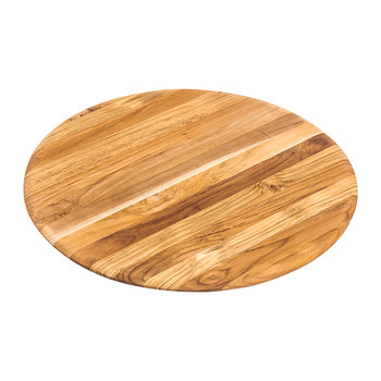 Large Round Cutting & Serving Board