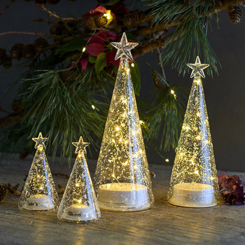 Romantic Tree Decorative Light - Set of 2