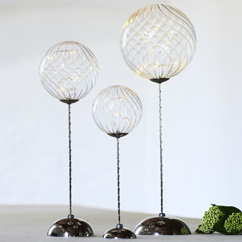 Wave Trio Decorative Lights