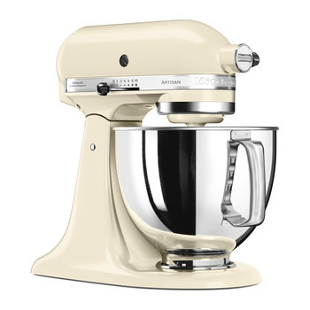 Artisan 4.8L Tilt-Head Stand Mixer - Almond Cream