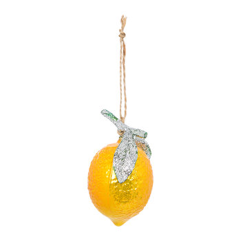 Lemon Tree Decoration