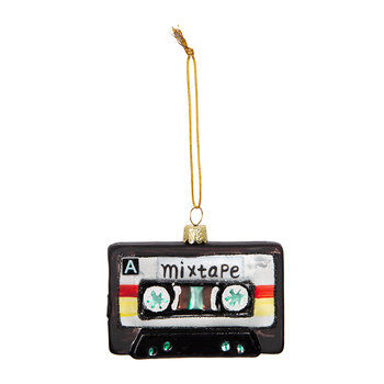 Mixtape Tree Decoration