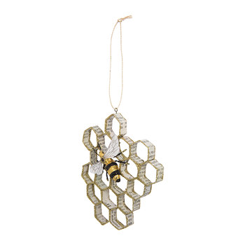 Paper Honeycomb Tree Decoration