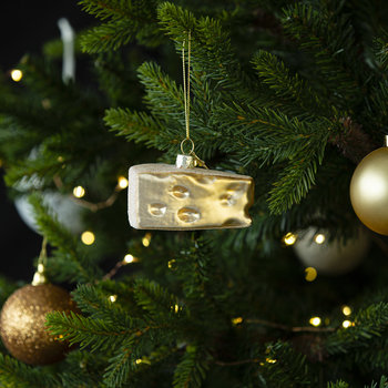 Cheese Tree Decoration
