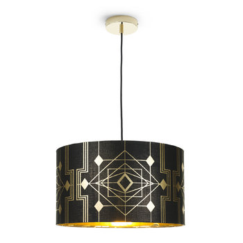 Gatsby Drum Ceiling Light