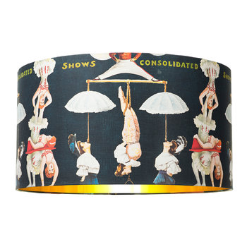 The Great Show Drum Ceiling Light