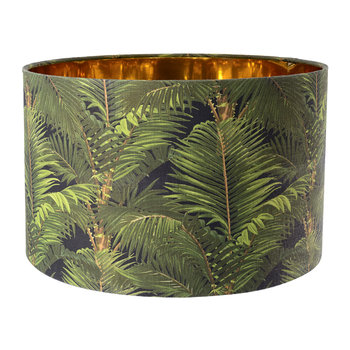 Jardin Tropical Drum Lamp Shade