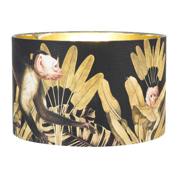 Monkey Drum Lamp Shade