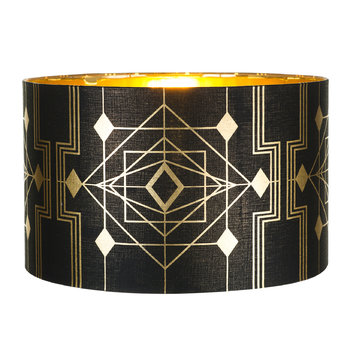 Gatsby Drum Lamp Shade