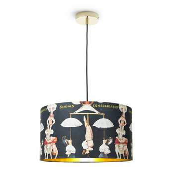 The Great Show Drum Lamp Shade