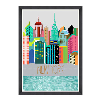 Colors of NY Print