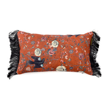 Black Bird Pillow - 50x30cm
