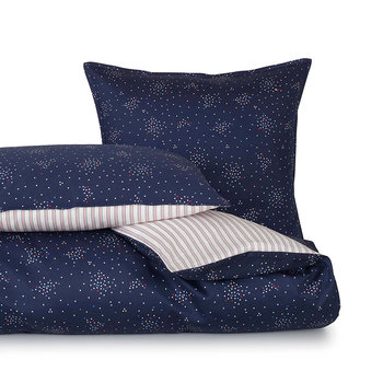 Stars Duvet Cover - Denim
