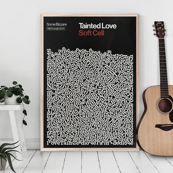 Tainted Love Print - A2