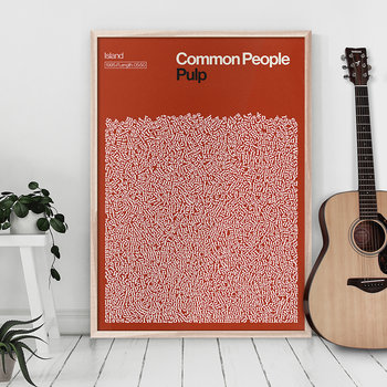 Common People Print - A2