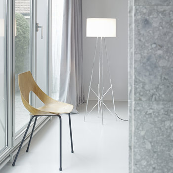 Ray F Floor Lamp - White