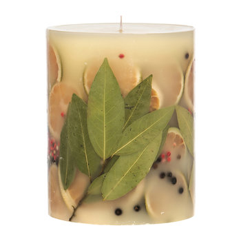 Botanical Scented Candle - Bay Garland
