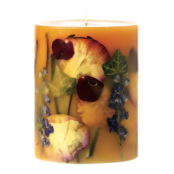 Botanical Scented Candle - Wild Plum & Cannabis