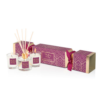 Blackberry & Bay Christmas Cracker Gift Set