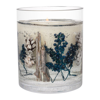 Vetivert & Blue Spruce Natural Wax Candle