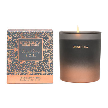 Juniper Berry & Cedar Tumbler Scented Candle