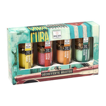 Cocktail Mix Box Set