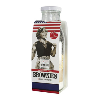 American Chocolate Brownie Mix