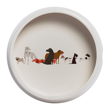Dog Tales Dog Bowl