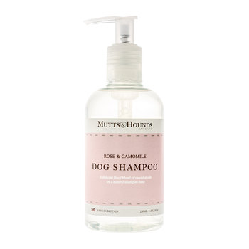 Dog Shampoo - Rose & Camomille