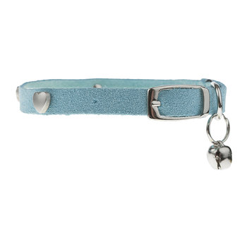 Sweet-Pea Cat Collar - Turquoise