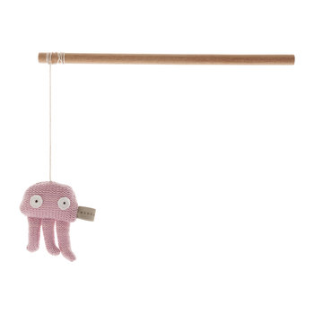 Jellyfish Stick Cat Toy