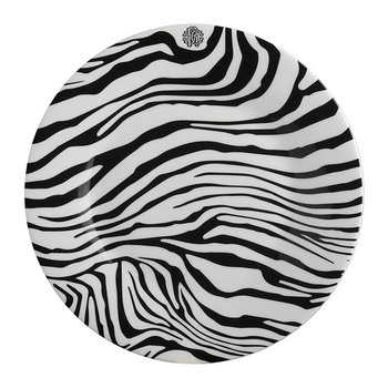 Zebrage Dinner Plate - Set of 6