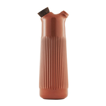 Junto Vinegar Bottle - Terracotta