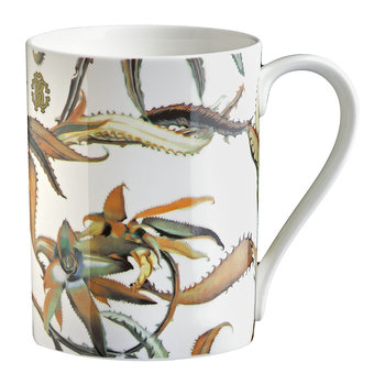 Tropical Flower Mug