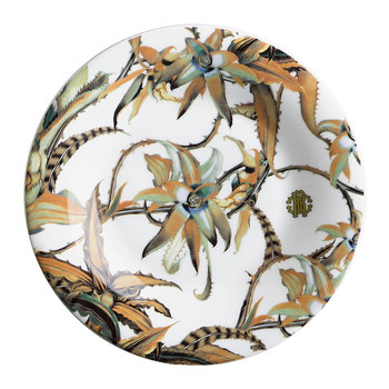 Tropical Flower Bread & Butter Plate - Set of 6