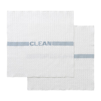 Ern Dishcloth - Pack of 2 - Cloudy Blue