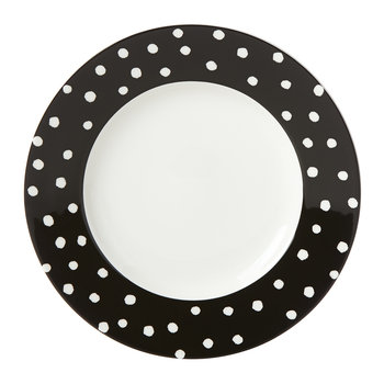 Primrose Drive Dot Plate - Accent Plate
