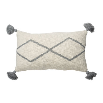 Little Oasis Knitted Pillow - 25x40cm