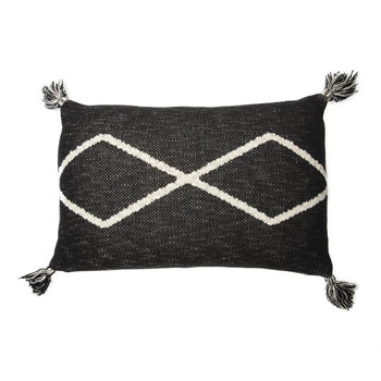 Oasis Knitted Pillow - 30x48cm