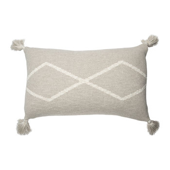Oasis Knitted Cushion - 30x48cm