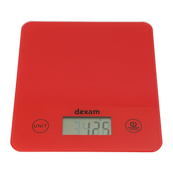 Digital Scales - Red