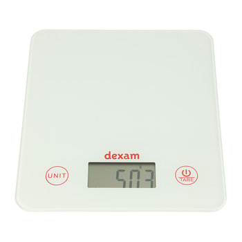 Digital Scales - White