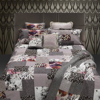 Faraqa Duvet Set - Rose