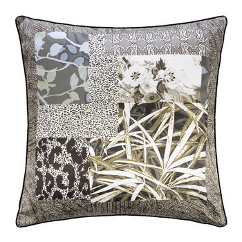 Faraqa Silk Pillow - 60x60cm - Sand